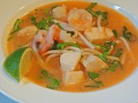 RED CURRY FISH STEW