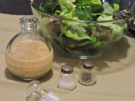 CAN A GREAT VINAIGRETTE SAVE A MARRIAGE?
