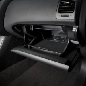 Dvr In Glove Box Icu Car Cam System