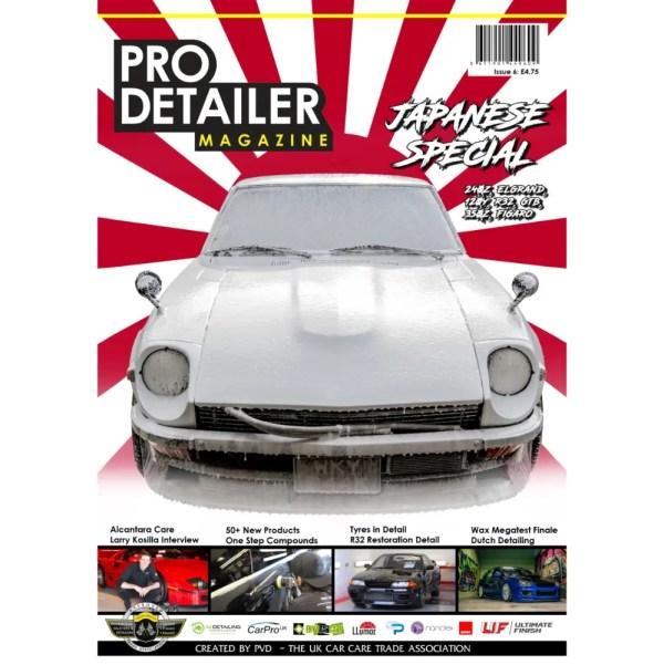 PRO Detailer Magazine - Nr. 6-2017 - Front Cover