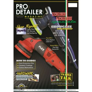 PRO Detailer Magazine - Nr. 5-2017 - Front Cover