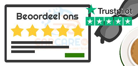 Laat een review achter op Trustpilot