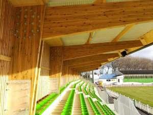 Stade du moulin FC Lézignan XIII