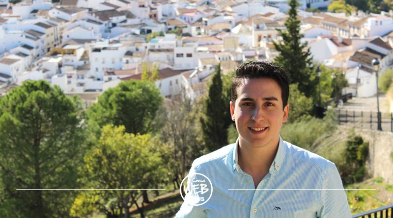 Entrevista a Álvaro González, nuevo candidato a la alcaldía por el PP de Carcabuey