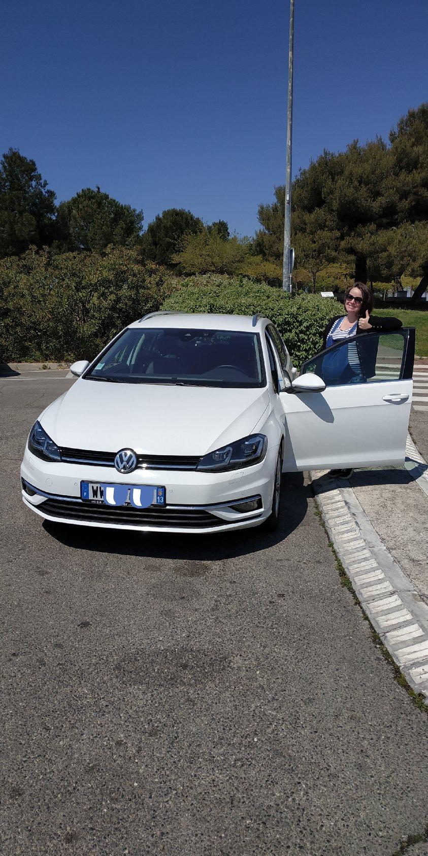 client satisfait Importateur Volkswagen Occasion Allemagne - Carcelle.com