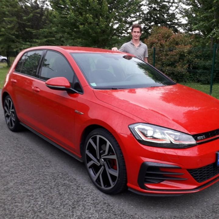 Importateur Volkswagen Occasion Allemagne - Carcelle.com - Client Satisfait - Golf GTI