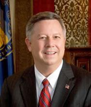 Dave Heineman, Governor of Nebraska