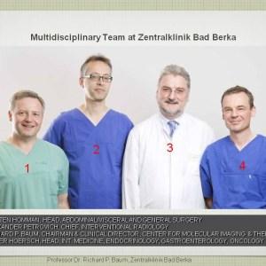 Multidisciplinary Team at Bad Berka