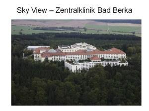 Zentralklinik Bad Berka, Germany