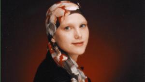 Kari Jones, carcinoid cancer survivor