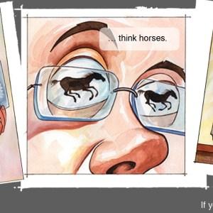 Zebra Cartoon, Episode 1