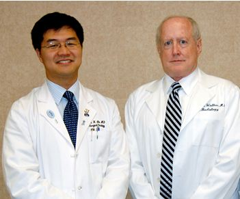 Dr. Eric Liu and Dr. Ronald Walker of the Vanderbilt University Medical Center, Neuroendocrine Center