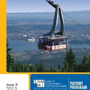 Society of Nuclear Medicine Patient Program June 2013