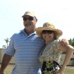 Debbie and Larry Sanders