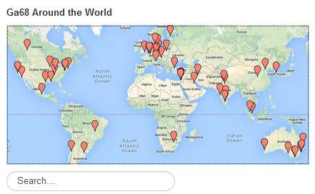 Gallium 68 Around the World