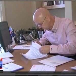 Michael Farris, Fox 4 TV coverage