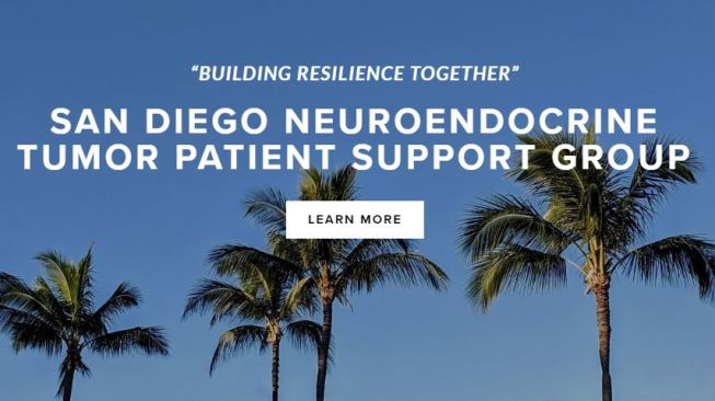 San Diego Neuroendocrine Tumor Patient Support Group