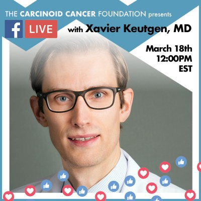 CCF Facebook LIVE Announcement Xavier Keutgen (1)