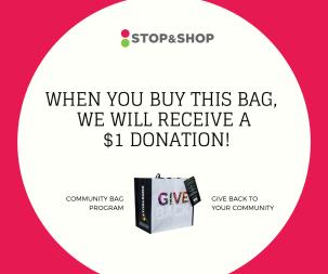 Stop and Shop Community Bag Program_2