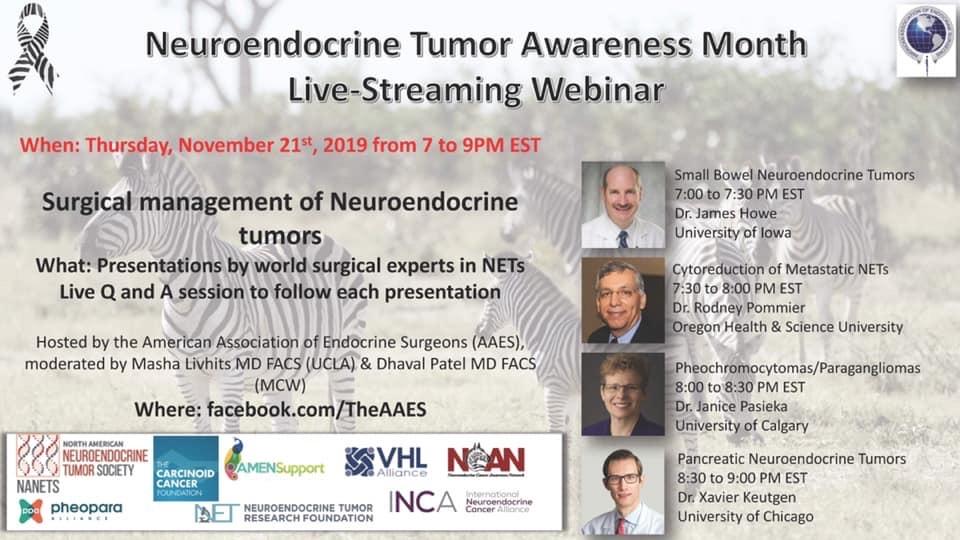 neuroendocrine cancer university of iowa