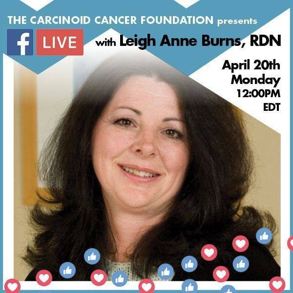 Facebook Live with Leigh Anne Burns, April 20, 2020