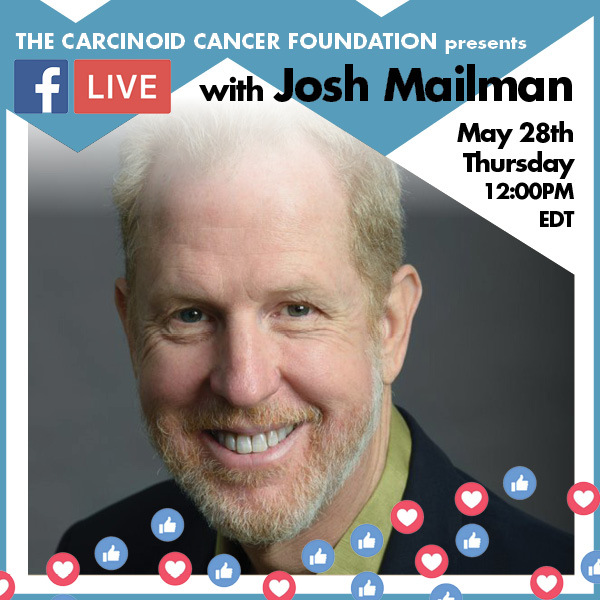 Facebook Live with Josh Mailman, May 28, 2020