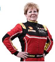 Eileen_ Red_ Bildman, Ferrari Challenge Driver_3