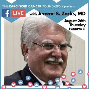 Jerome S. Zacks, MD Aug26