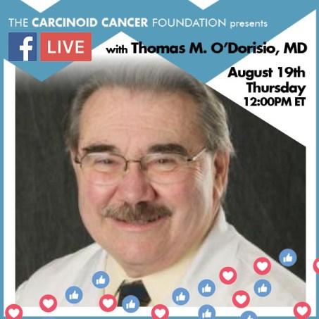 Thomas M. O'Dorisio, MD Aug19