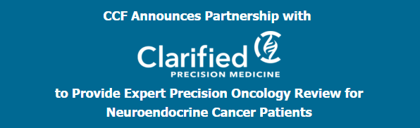 CCF Partners with Clarified Precision Medicine