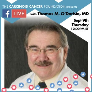 Thomas M. O'Dorisio, MD Sept 9, 2021
