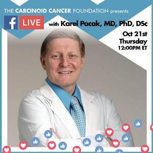Karel Pacak, MD, PhD, DSc Oct 21, 2021