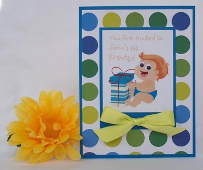 How To Make Birthday Invitation Cards