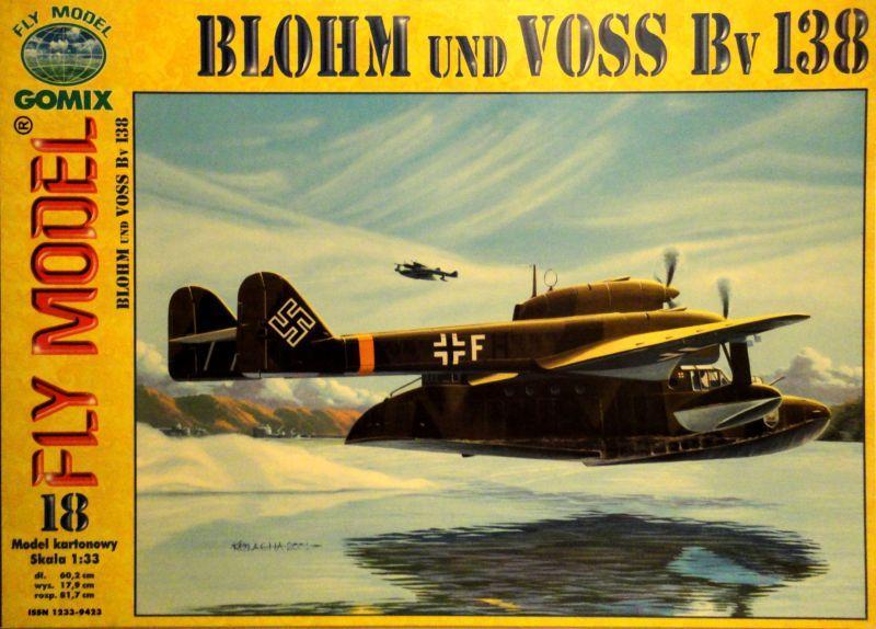 Resultado de imagen de blohm und voss bv 138 model kit