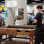 Geek Chic gaming tables