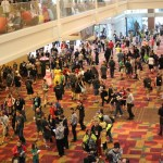 More crowds at Gen Con