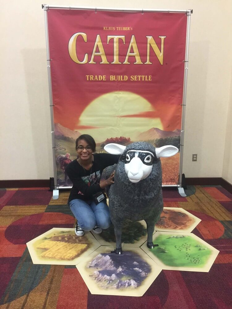 I found a giant Catan.
