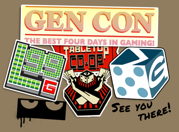 Gencon leaving update