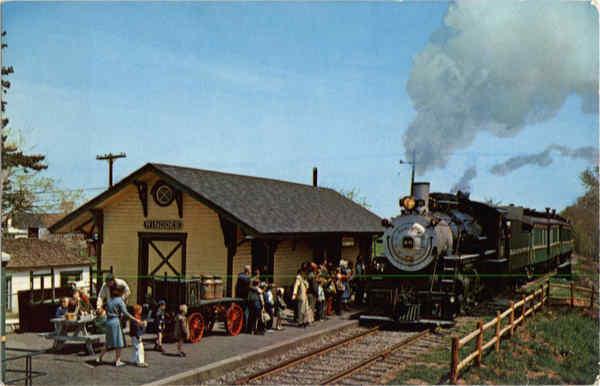 Black River Amp Western Railroad Flemington Ringoes NJ