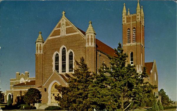 St Gregory Abbey Chapel Shawnee OK