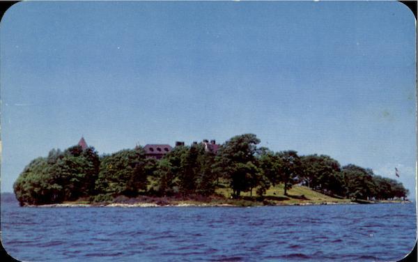 Castle Thousand Islands New York