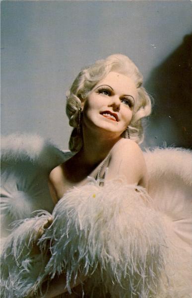 Jean Harlow Celebrities