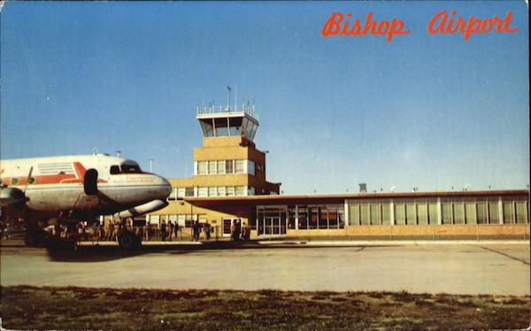 Bishop Airport Flint MI