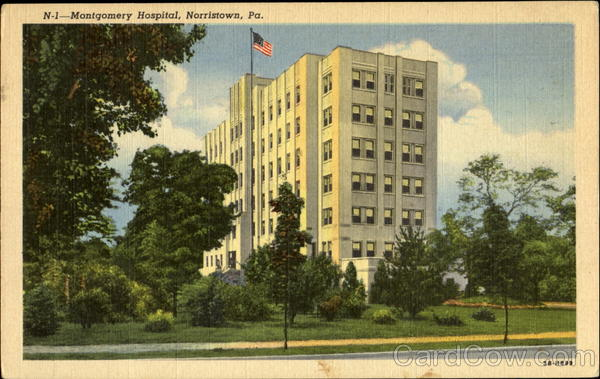 Montgomery Hospital Norristown PA