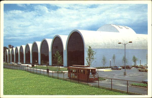Virginia Beach Convention Center Pavilion