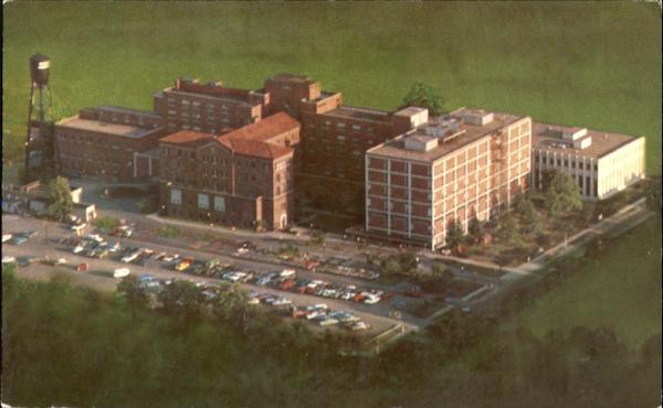 The Genesee Hospital 224 Alexander Street Rochester NY