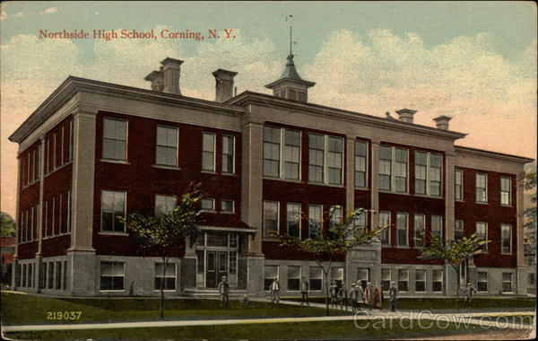 Corning High School New York