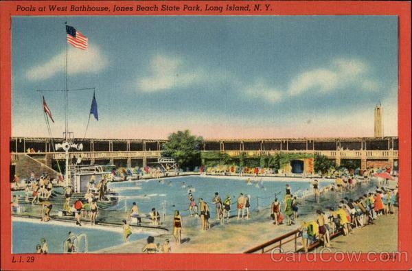 Jones Beach Long Island Address