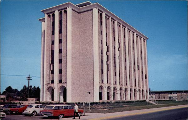 Hester Hall Murray State University