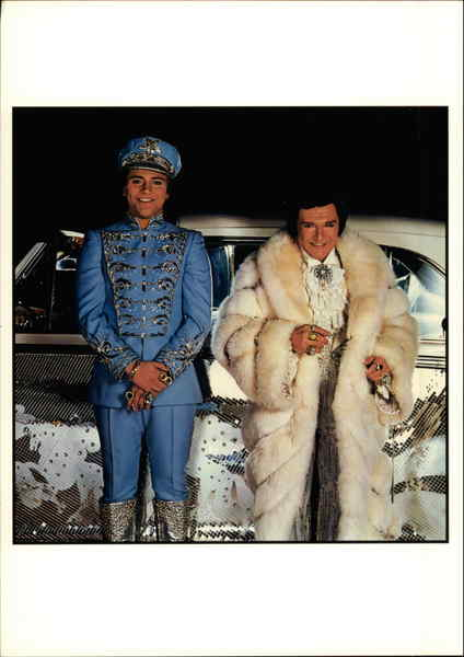 Liberace Amp Scott Thorson Las Vegas 1981 Celebrities